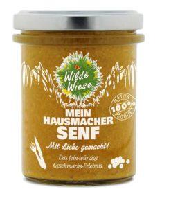 meine wilde wiese_Hausmacher_Senf_made in germany vegan