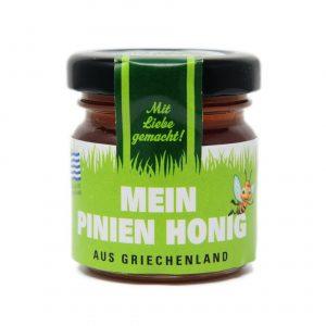 Griechischer Pinien Honig