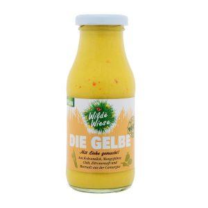 meine wilde wiese_Die Gelbe Sauce_made in germany_knoblauch_vegan