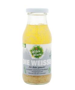 meine wilde wiese_Die weisse sauce__Knoblauch_made in germany_vegan