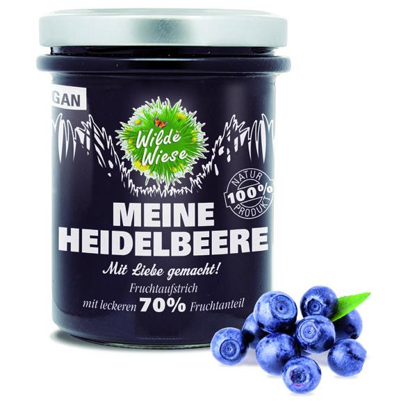 meine wilde wiese_Himbeer Fruchtaufstrich_made in germany_vegan