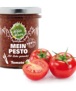 Wilde Wiese - Tomaten Pesto - geröstete Haselnüsse - Vegan