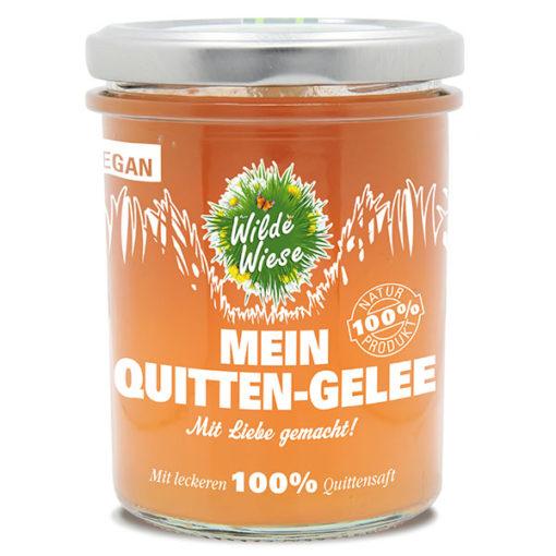 Wilde Wiese Mein Quitten Gelee - 100% Quittensaft - Vegan