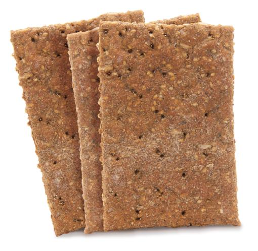 Wilde Wiese Knäcke Brot Kürbis Geschmack - Keto / Low Carb / Diabetiker Knäcke / Zuckerfrei / Vegan