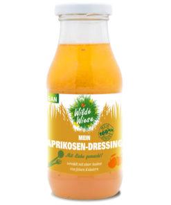 Meine Wilde Wiese - Mein Aprikosen Dressing - Kräutern - Vegan