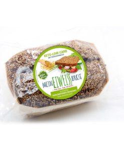 Wilde Wiese Eiweißbrot - Bockshornklee Geschmack - Keto / Low Carb / Diabetiker Brot / Zuckerfrei / Glutenfrei / Vegan